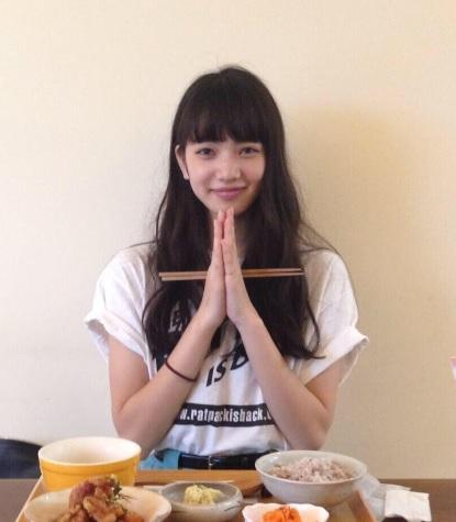 小松菜奈 メイク道具